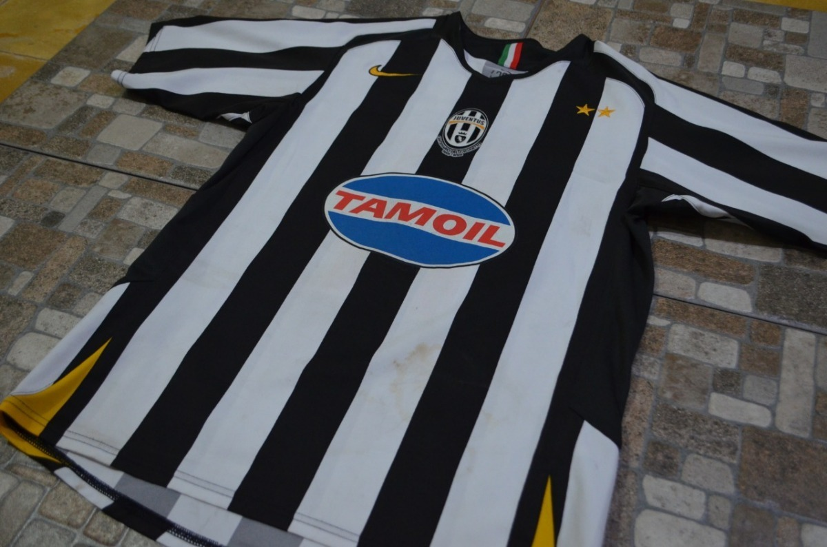 low priced 7b673 53816 Jersey Nike Juventus Local 2005-2006 (pavel Nedved) - $ 849.00