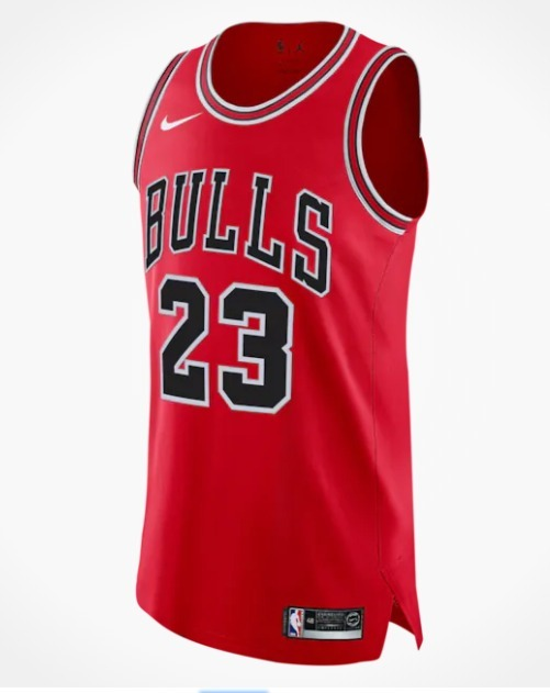 reputable site 199a3 57257 Jersey Nike Nba Authentic Chicago Bulls