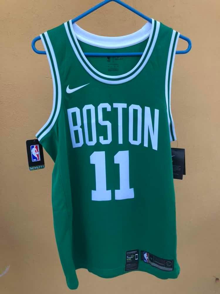 best sneakers b867a a4718 Jersey Nike Nba Boston Celtics Kyrie Irving Original Grandel