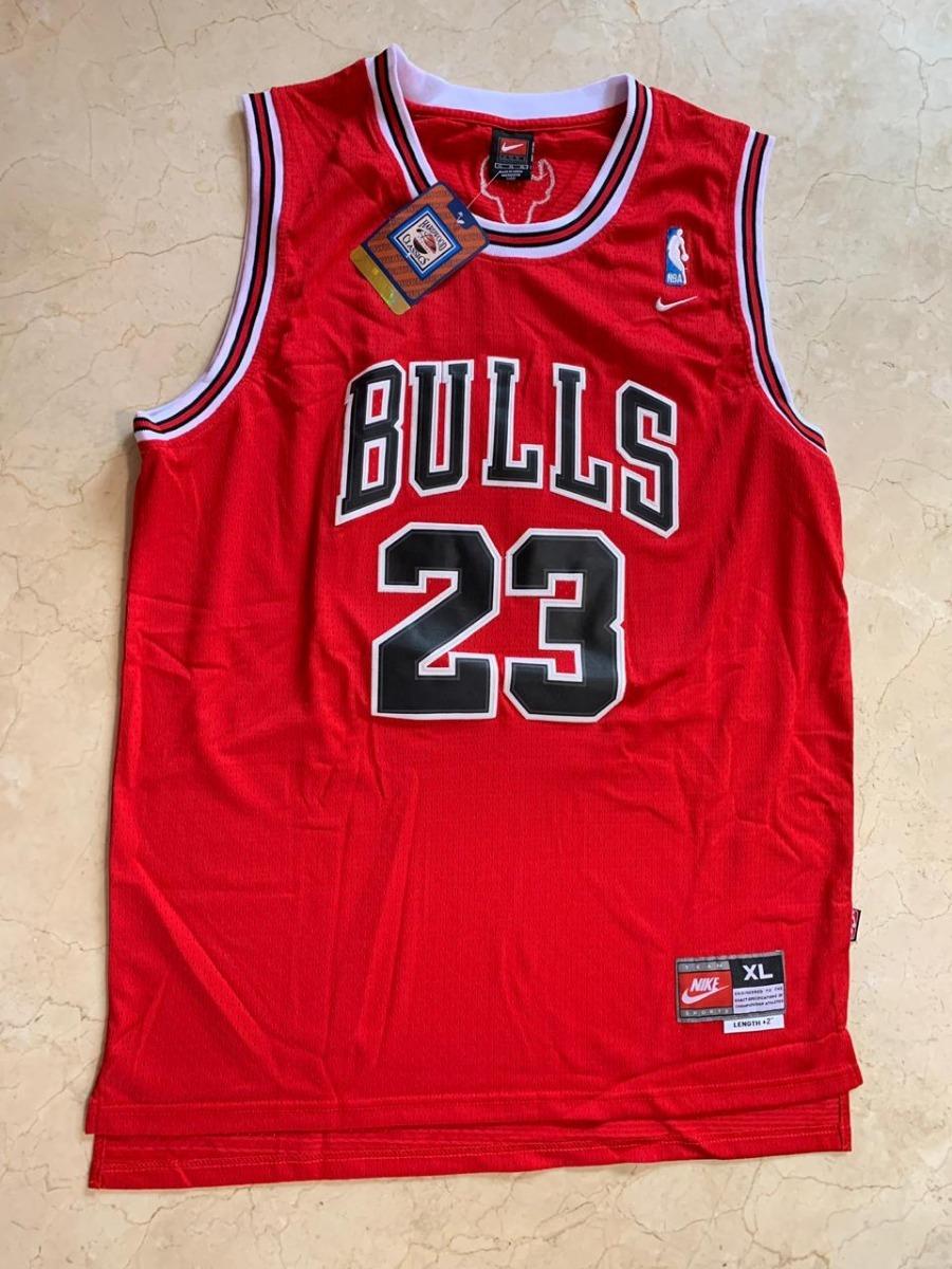 best website cec6a 4aa45 Jersey Nike Nba Chicago Bulls # 23 Jordan Rojo
