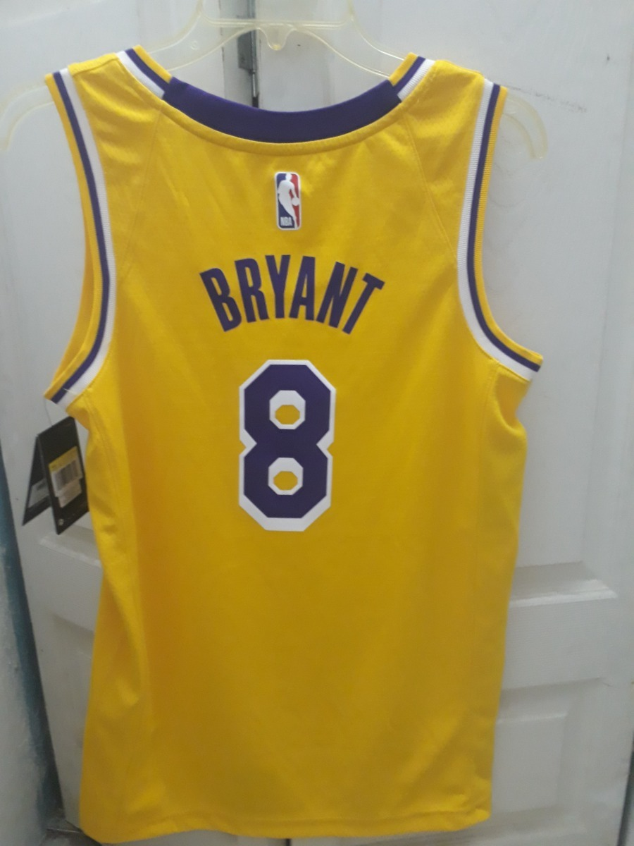 buy online bbd07 f73a4 Jersey Nike Nba Kobe Bryant Swingman Lakers 2019 Talla S (40