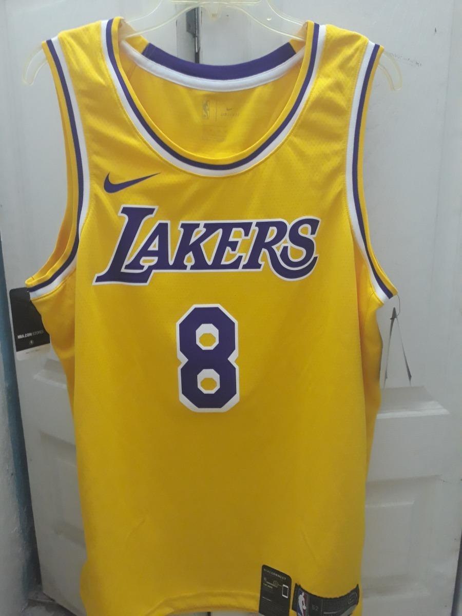 online store 72399 c5368 Jersey Nike Nba Kobe Bryant Swingman Lakers 2019 Talla Xl(52
