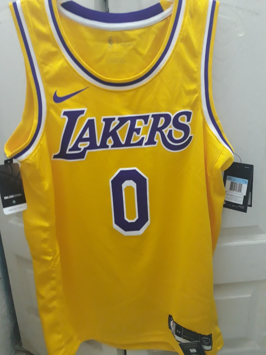 quality design fb72f 1e726 Jersey Nike Nba Kyle Kuzma Swingman Lakers Tallas M (44)