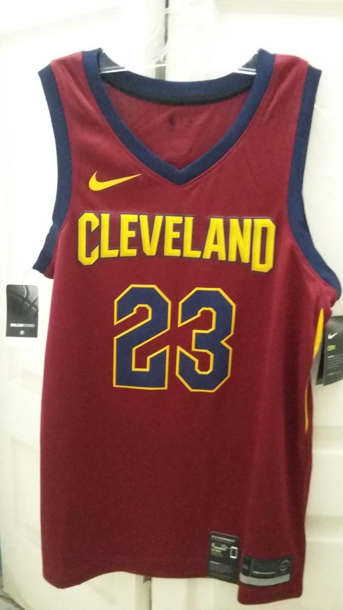 new style 6ee4e 92641 Jersey Nike Nba Lebron James Swingman Cleveland Cavs