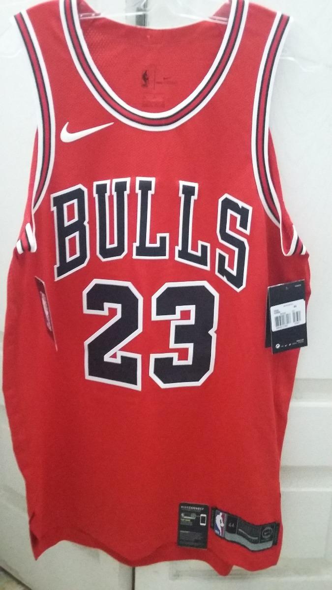 quality design 000ac dc8d7 Jersey Nike Nba Michael Jordan Authentic 2018 Chicago Bulls