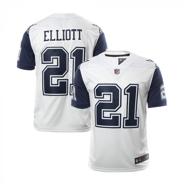 info for 80c7b 2aa07 Jersey Nike Nfl Color Rush Dallas Cowboys Ezekiel Elliot
