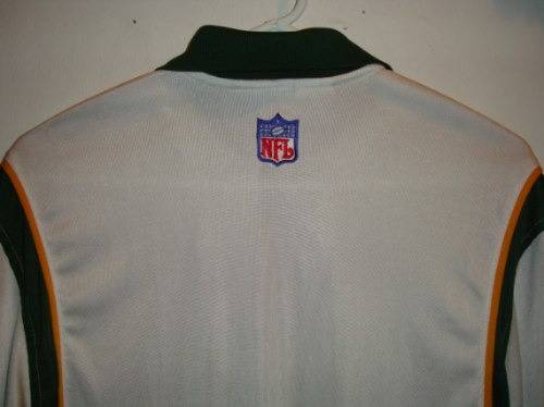 jersey nike nfl green bay-packers retro