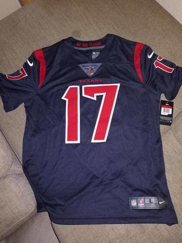 newest f5807 0712d Jersey Nike Nfl Houston Texans Color Rush Bordado Nuevo
