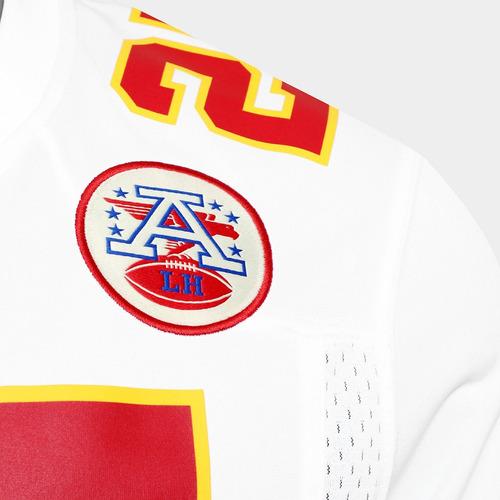 sale retailer 4f062 068ca Jersey Nike Nfl Kansas City Chiefs N° 27 Kareem Hunt - Blanc