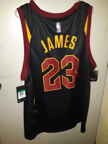 pretty nice 831c4 28efa Jersey Nike Original Y Nuevo Lebron James Cavaliers Nba