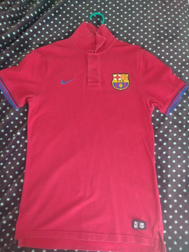 Jersey Nike Polo Barcelona Talla Chica (s) Original -   310.00 en ... ac70ccd3bfa
