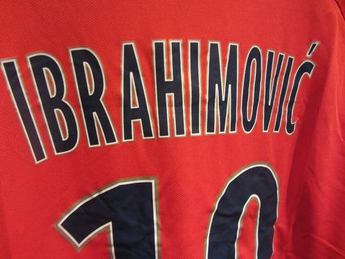 jersey nike psg francia visita 14-15 nueva ibrahimovic ucl
