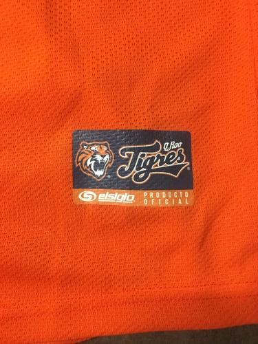 jersey o casaca original tigres 2016 con logo de campeones