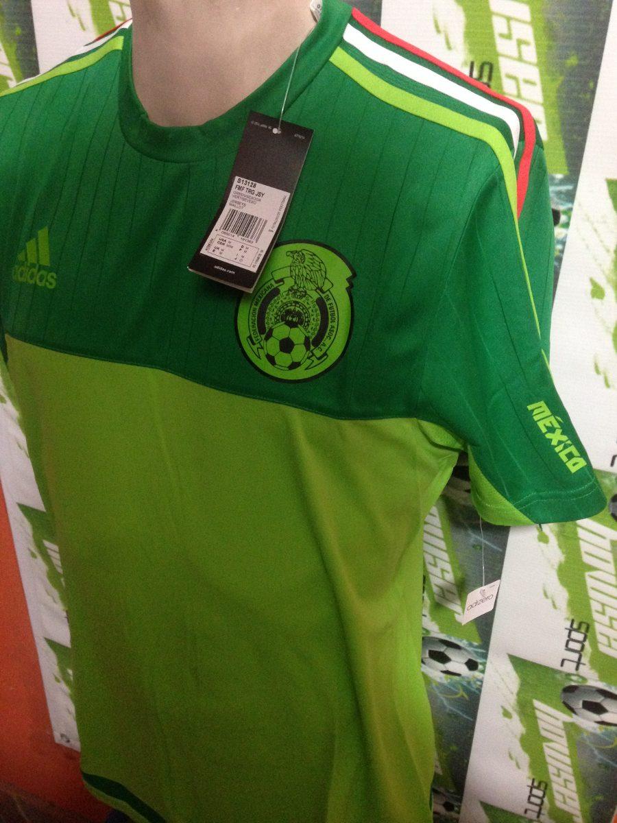 jersey oferta adidas seleccion mexicana entreno adizero prof. Cargando zoom. cf5ff580c1c27