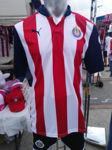 jersey oficial chivas guadalajara 2016-2017 marca puma local