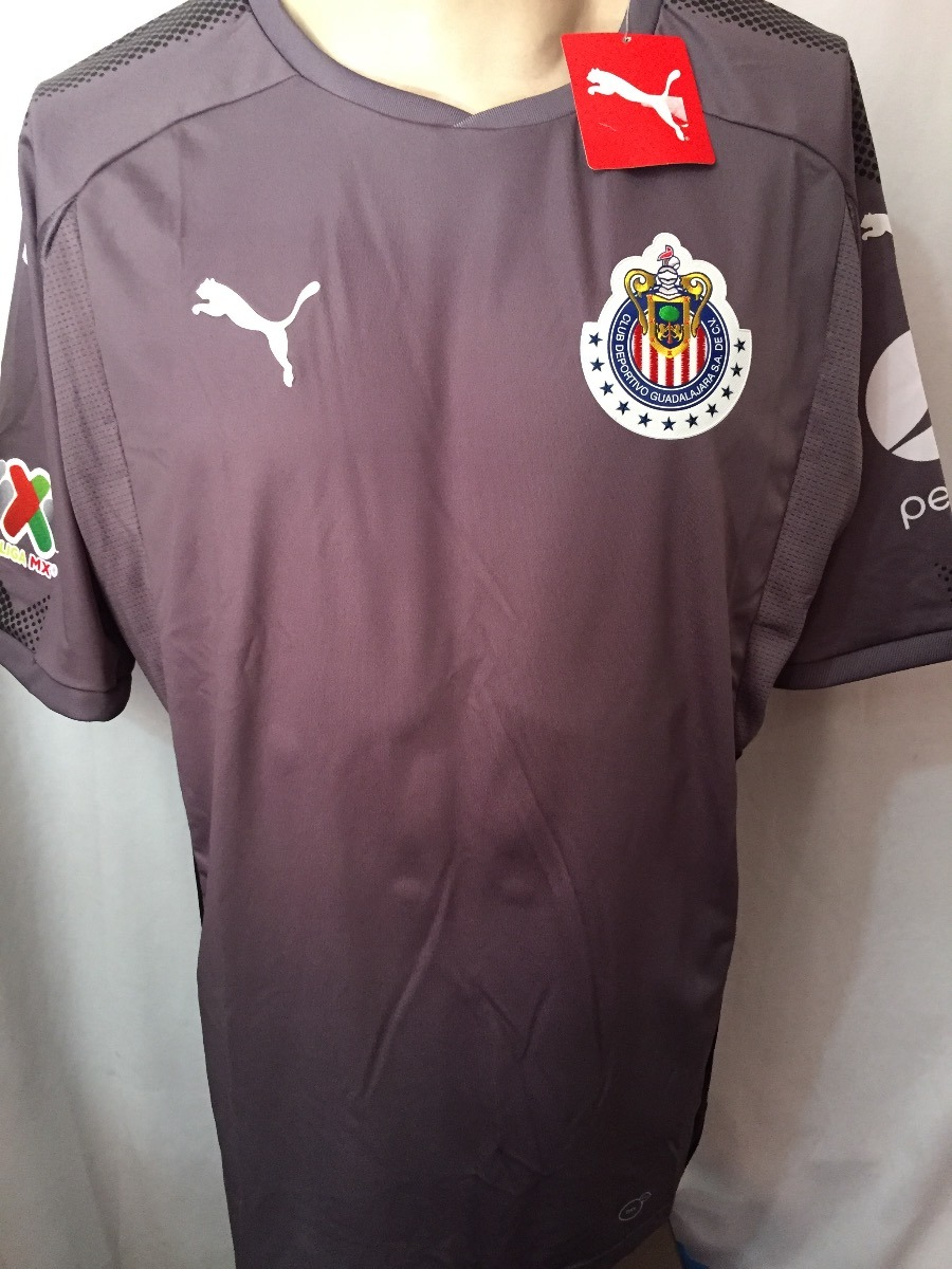 dcd91e7d953c9 jersey oficial chivas puma 100%original portero profesional. Cargando zoom.