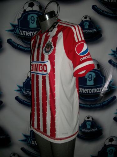 jersey oficial original adidas chivas guadalajara 2015-2016