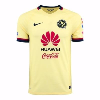 jersey oficial original aguilas américa local nike 2015-2016