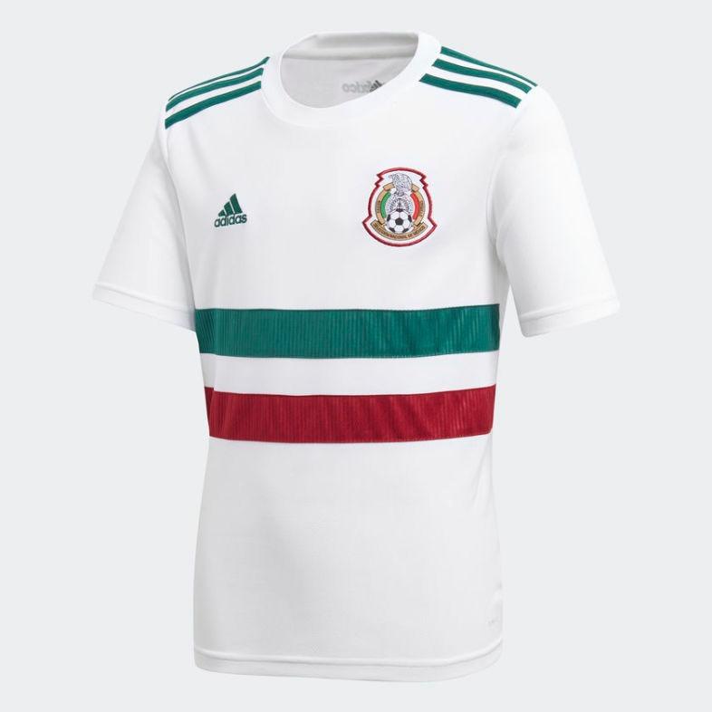 7b072acb42754 Jersey Oficial Playera Selección México Futbol 2018 adidas ...