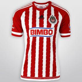 outlet store 7e708 b125f Jersey Original adidas Local Chivas Guadalajara 2015-2016