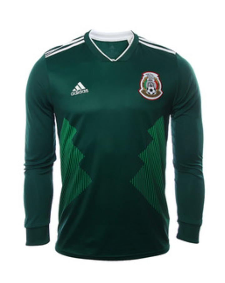 4892f0b1a33ec jersey original adidas mexico 2018 local envio gratis tallal. Cargando zoom.