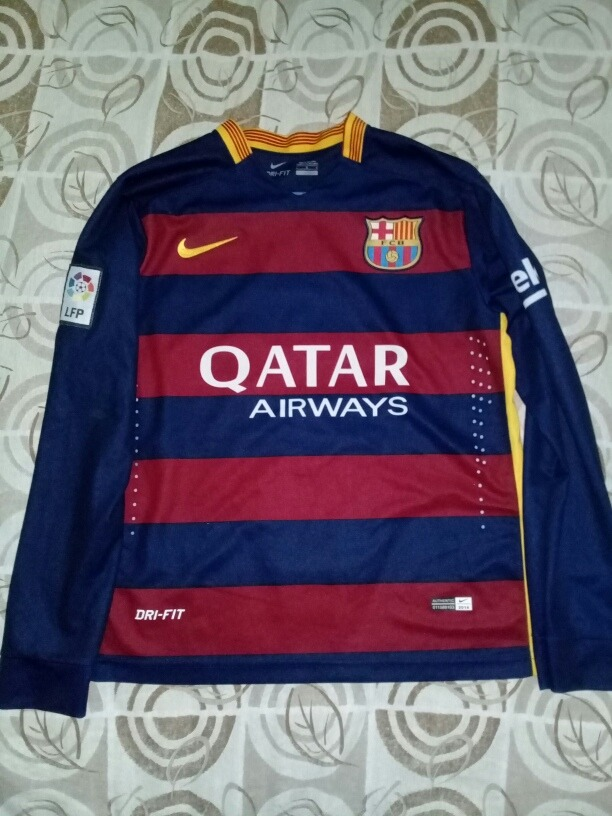 cheaper b6423 7042a Jersey Original Fc Barcelona 2016 [messi]