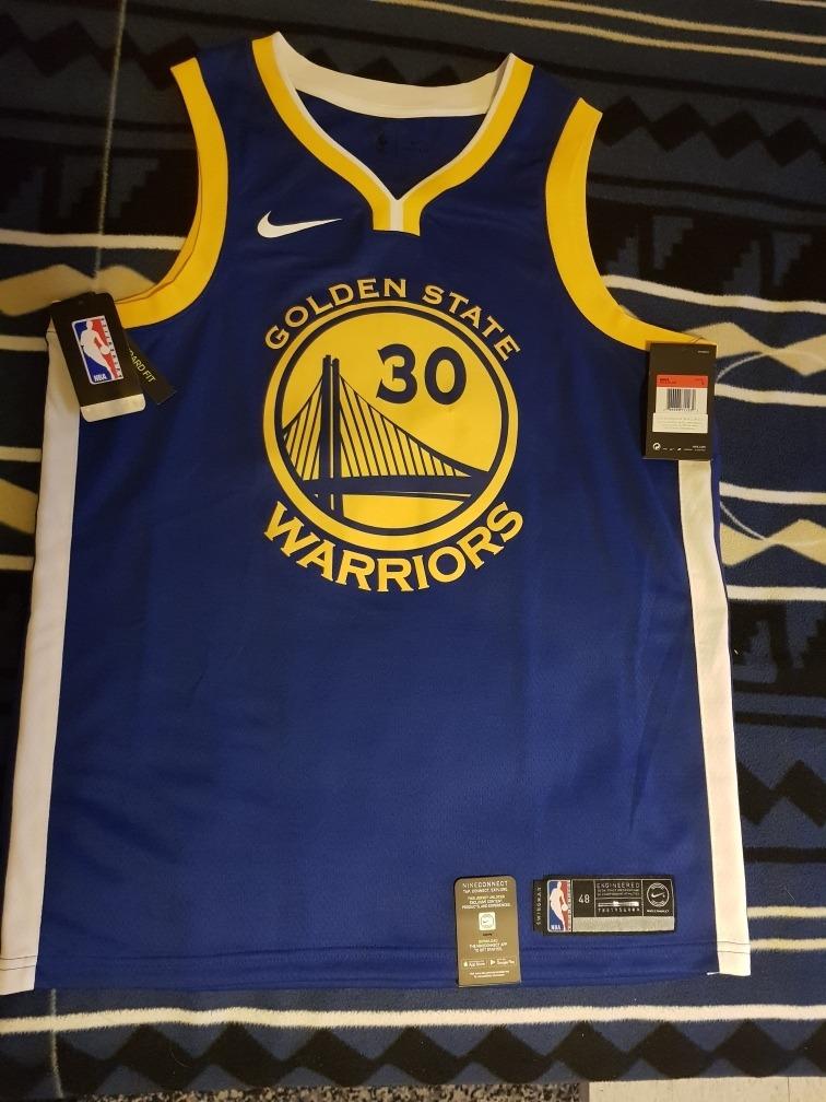 the best attitude b23ff 02caf Jersey Original Golden State Warrios Stephen Curry