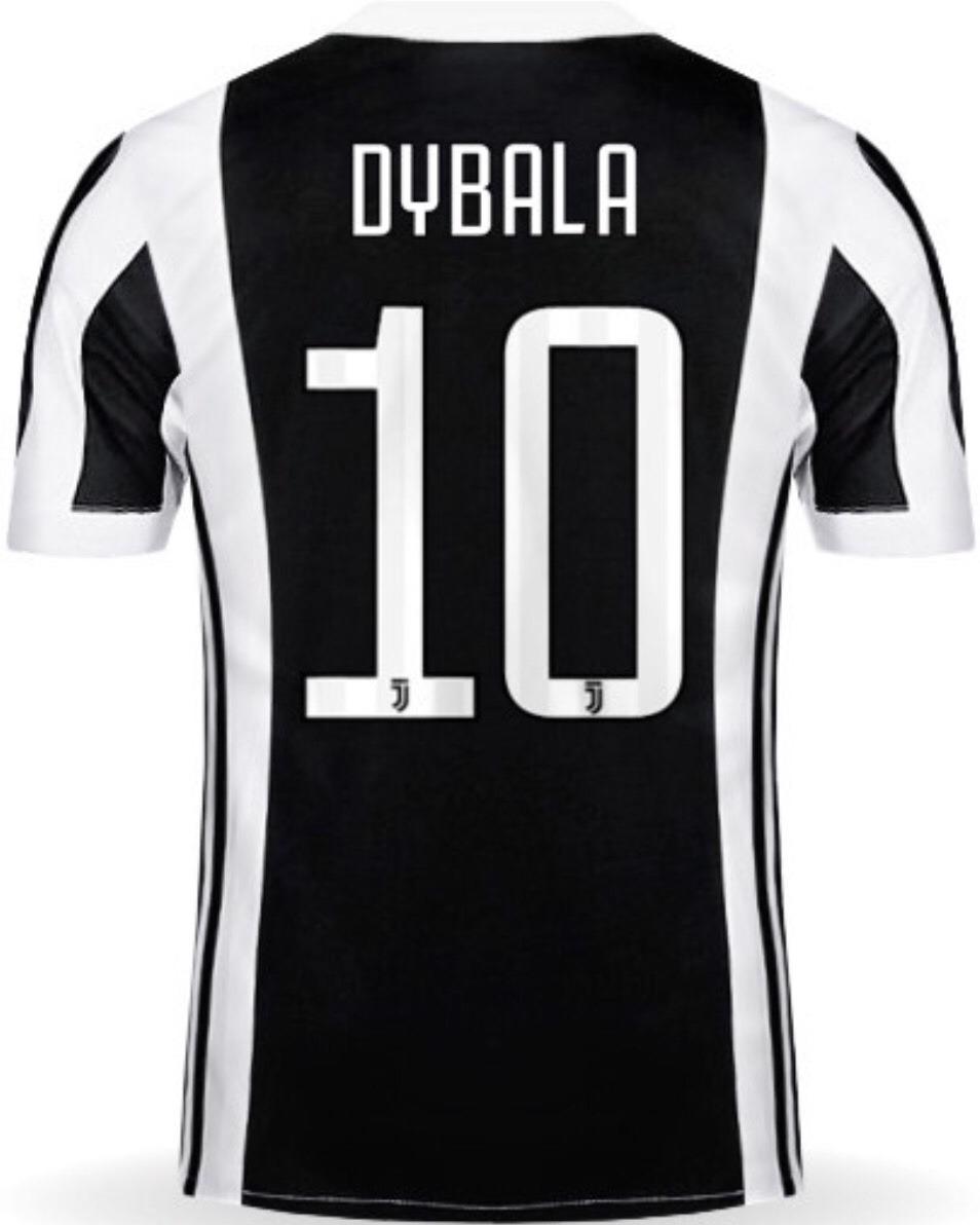 huge selection of a3c48 752cc Jersey Original Juventus De Turín 2017/18 Dybala - $ 499.00