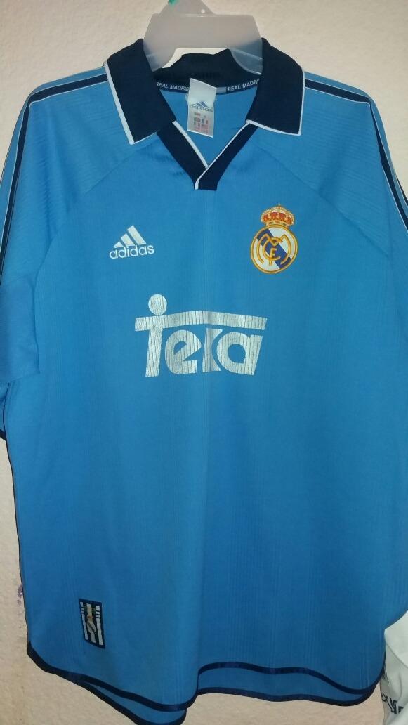 best website 89fa4 6e4e0 Jersey Original Real Madrid 2000