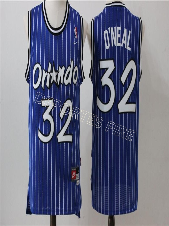 new product 81a3b 1994b Jersey Orlando Magic Nike Local #32 Oneal Nba 2019