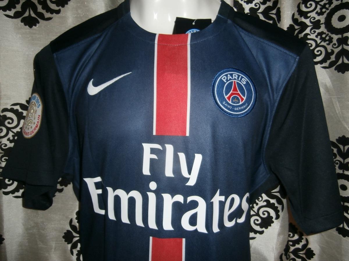 reputable site 50fcc 1823a Jersey Paris Saint Germain Local 2015/16 Ibrahimovic Psg