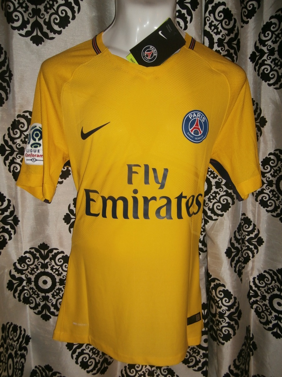 competitive price adc39 d1a88 Jersey Paris Saint Germain Visita 2017/18 Neymar Jr Psg Liga