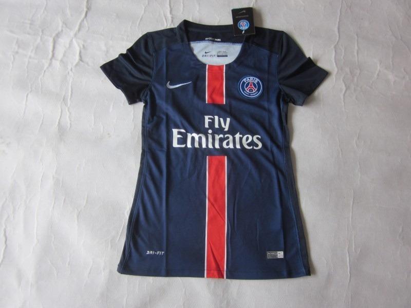 comprar camiseta Paris Saint Germain chica