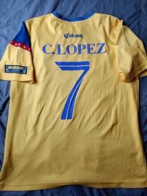 e14a800a1c1 Jersey Playera Aguilas Del America Cremas Nike Piojo Lopez M