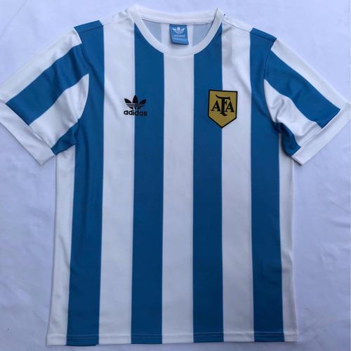 jersey playera argentina 1978 retro 2018 envió gratis