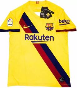 diseño de calidad amplia selección de diseños disfruta de un gran descuento Jersey Playera Barcelona 2019 2020 La Nueva Amarilla