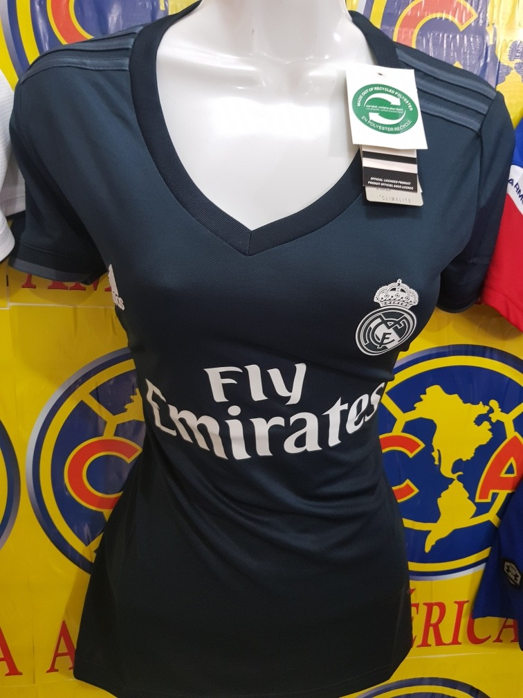 a2daa104b1cb9 Jersey Playera Barcelona Visita Dama Neon (hay Tallas) -   550.00 en ...