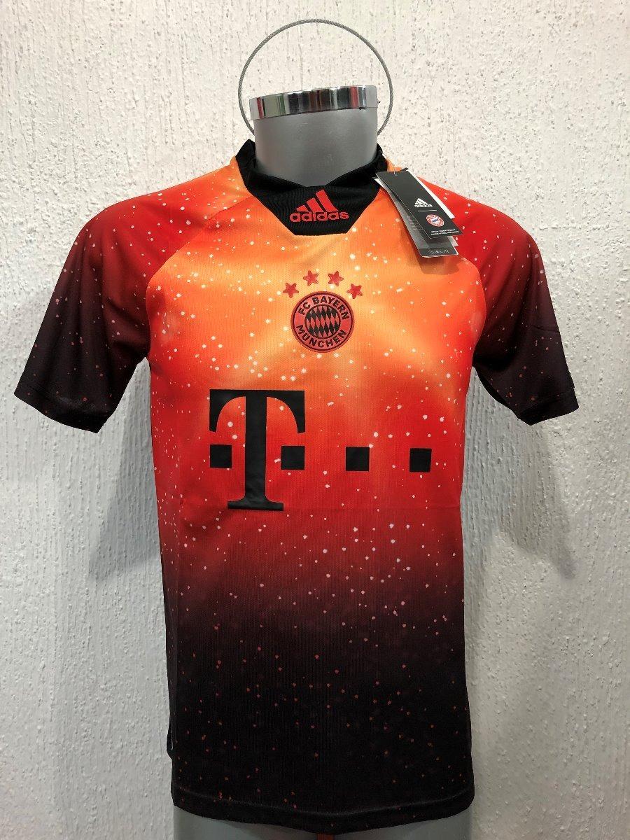 best sneakers ee133 63f3f Jersey Playera Bayern Munich Ea Sports 2019 Fifa 19