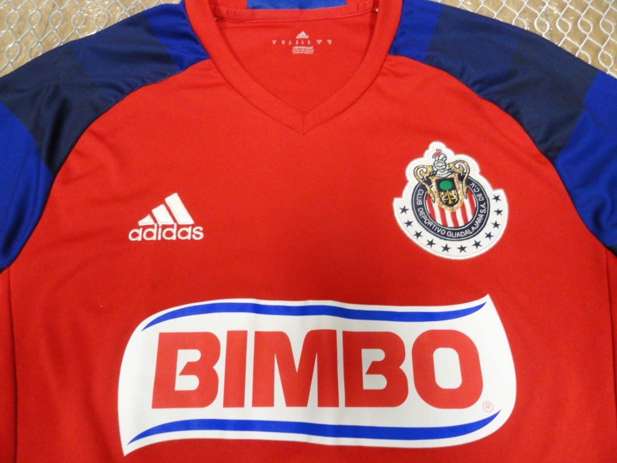 info for 2d2fc cb4c5 Jersey Playera Camiseta Chivas Guadalajara adidas Gala 2016 - $ 1,249.00