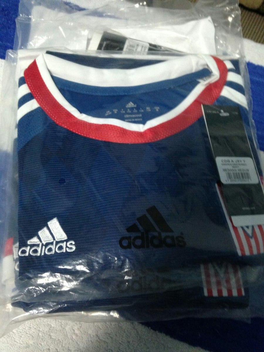 Exclusiva Jersey Chivas Adidas Gala Azul 2014 jassen uitverkoop playera  chivas adidas azul cded6c95d6716