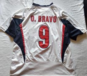 154e3090a43 Jersey Playera Chivas Rayadas Guadalajara Visita Bravo L