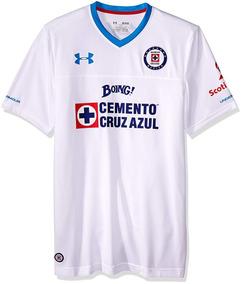 441c9eb37b Jersey Playera Cruz Azul Blanca Visita Niño Niña No Es Clon