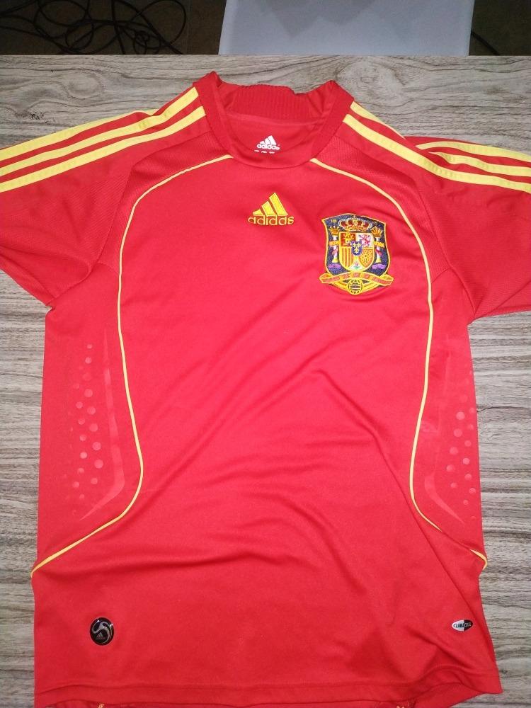 047f128889a30 Jersey Playera España 2008 Talla Chica -   349.00 en Mercado Libre