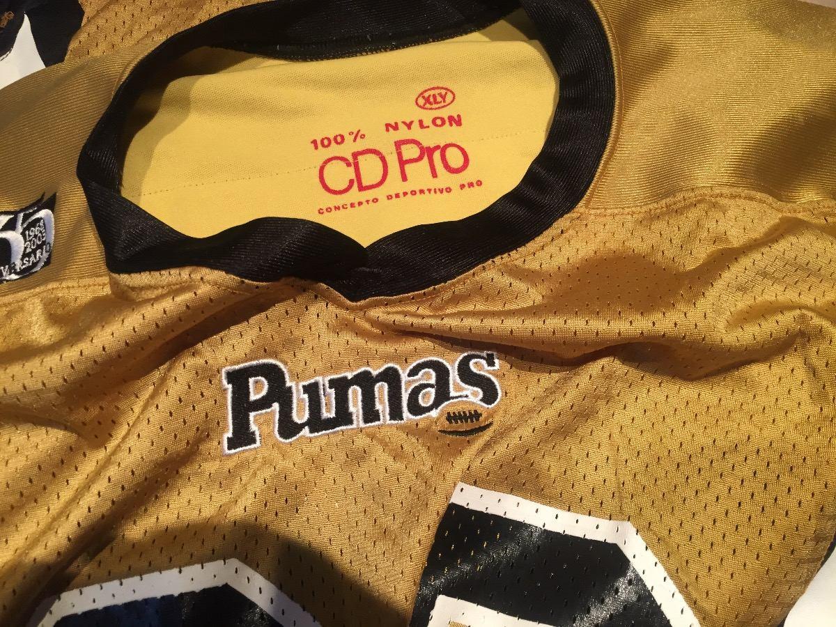 Jersey Playera Football Americano Pumas Unam -   800.00 en Mercado Libre 7c07f7671f1