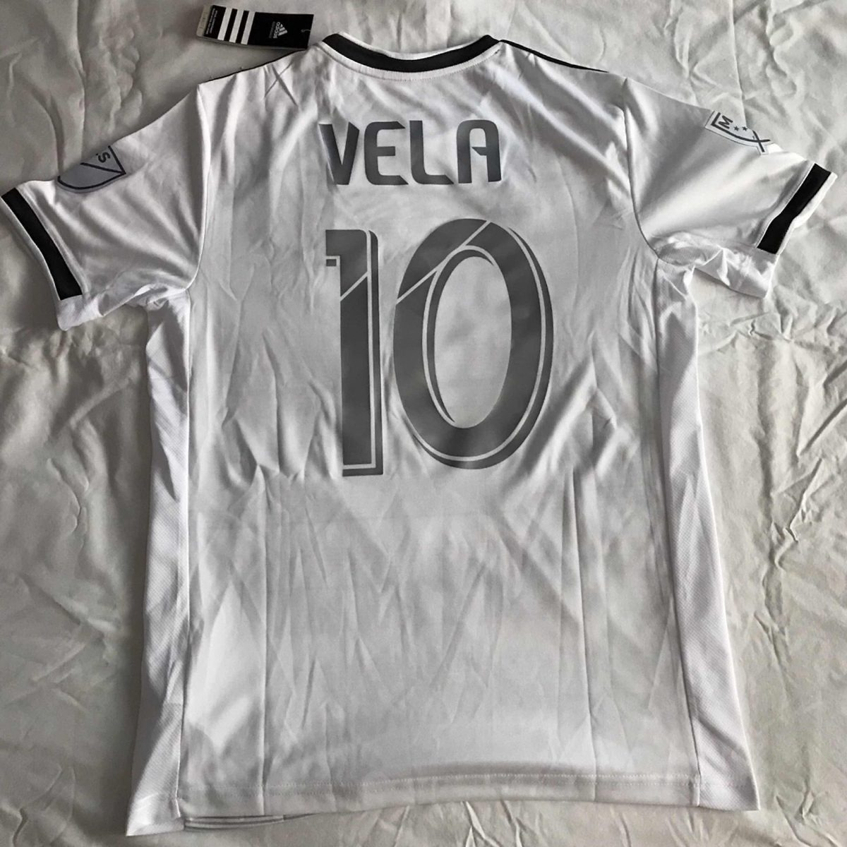 low priced 9eee7 c53a9 Jersey Playera Los Ángeles Fc Lafc Carlos Vela #10