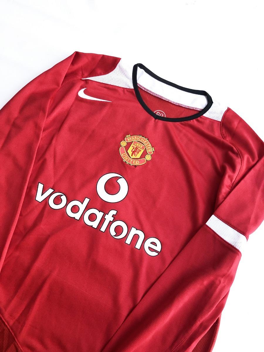 042bc92e0 Jersey Playera Manchester United Retro 2004 Ronaldo -   849.00 en ...