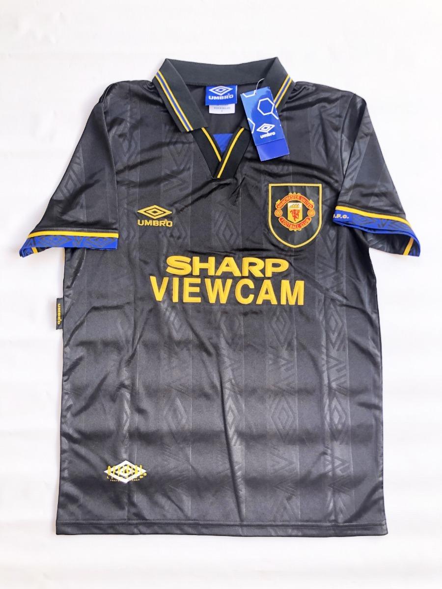 new concept 6843e 2beff Jersey Playera Manchester United Umbro 1994 1995 Cantona