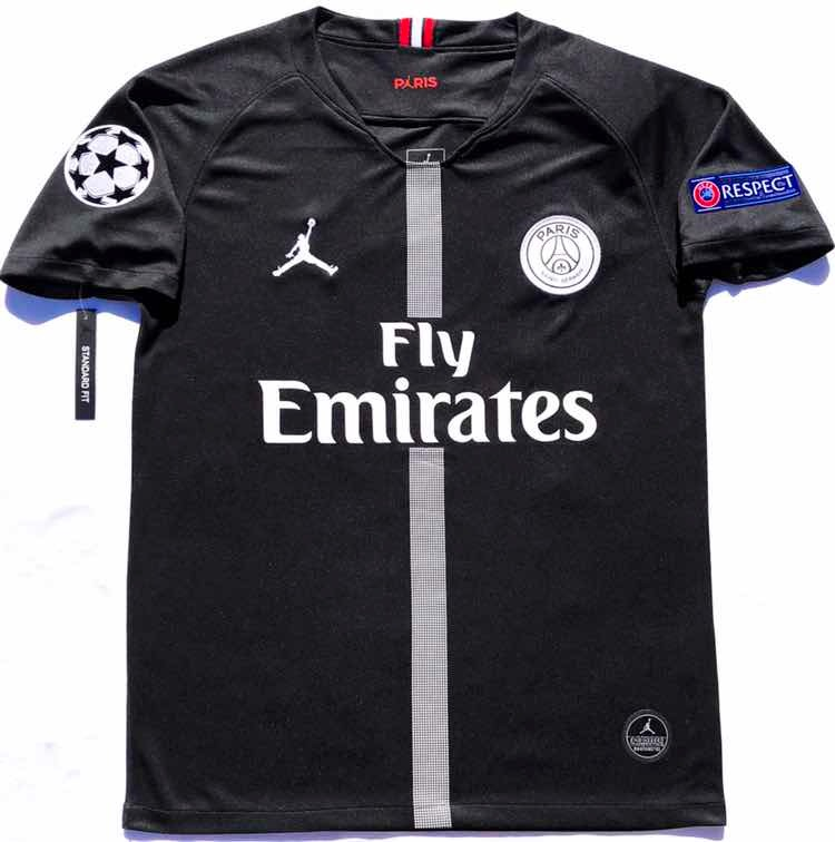 finest selection 6a81a fc822 Jersey Playera Paris Saint-germain Jordan Champions League