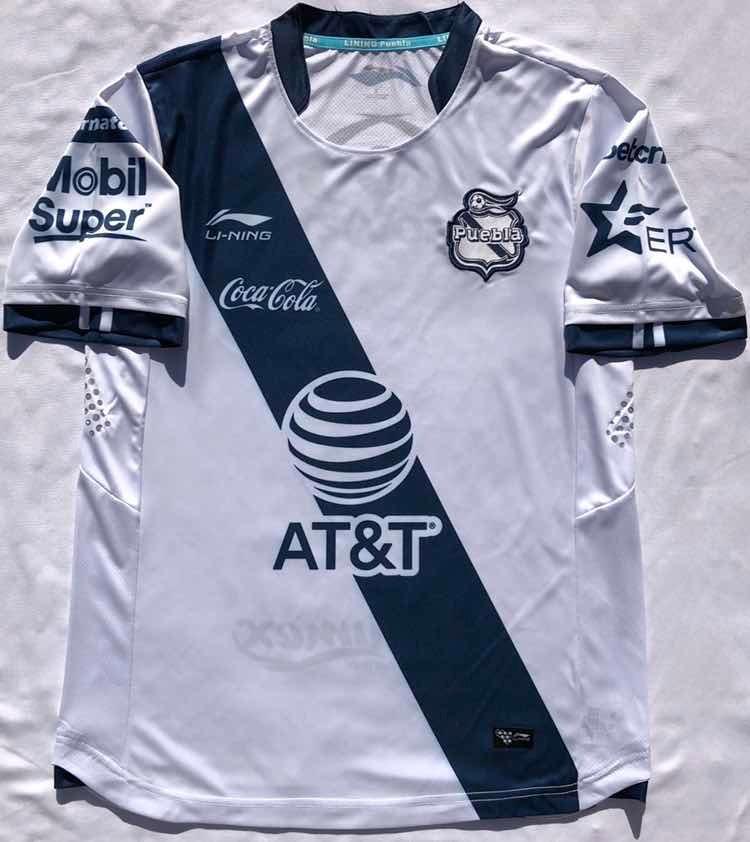 Jersey Playera Puebla Local 2018-2019 Envió Gratis -   579.00 en Mercado  Libre 978c17b9f324b