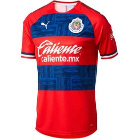 Jersey Playera Puma Chivas Del Guadalajara De Visitante 2020